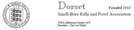 Dorset Smallbore Rifle & Pistol Association